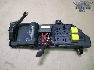 04-11 SAAB 93 9-3 2.8 MT FUSE RELAY BOX W/ BCM BODY CONTROL MODULE 12778377 OEM