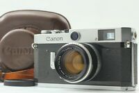 [Near MINT w/ Case]Canon P Rangefinder Film Camera w/ 50mm f/ 1.8 L39 from JAPAN