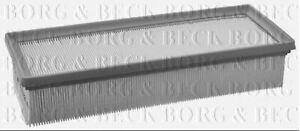 BORG & BECK AIR FILTER FOR AUDI A4 DIESEL 2.0 ESTATE 130KW