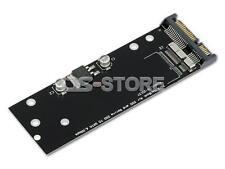 "Apple 2012 MacBook Air mSATA SSD HDD to 2.5"" SATA Converter Adapter Card MD223 M"