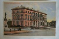 Treasury Buildings Melbourne Vic Australia Vintage Repro Collectable Postcard.