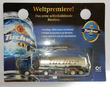 GRELL HO 1/87 CAMION CITERNE TRUCK TANKER MAN TGA TUCHER BEER BIERE IN BOX