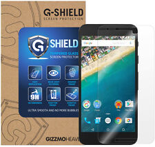 G-Shield® Vitre Film Protection en Verre Trempé d'écran LG Google Nexus 5X