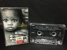 Dr. Alban Born in Africa Cassette Tape (BMG Thailand 1996)