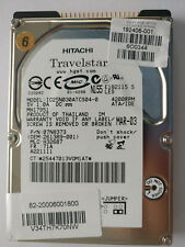 Hitachi 30GB IDE 2.5 Laptop Hard Disk Drive HDD IC25N030ATCS04-0 (I138)
