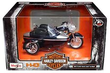 MAISTO 1:18 HARLEY-DAVIDSON CUSTOM 2001 FLHRC ROAD KING CLASSIC WITH SIDECAR