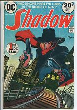 The Shadow #1 - Kaluta Art!  - (Grade VG) 1973