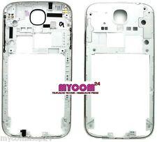 ERSATZ Mittelrahmen für das Samsung Galaxy S4 i9500 9505 Mittelrahmen Silber NEU
