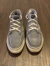 Men's Sperry Chukka Boots Sz 10 Great Condition!