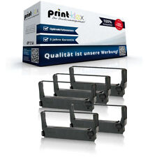 5x Kompatibel Farbbänder für Epson ERC 27 Nylonband Kassetten- Drucker Pro Serie