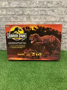 Jurassic Park -The Game- The Original Board Game-1992 PARKER Brothers - Complete