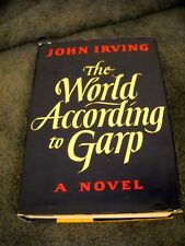 The World According to Garp by John Irving 1st/4th (1978, Hardcover)`