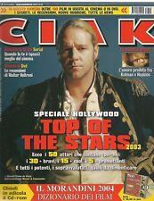 CIAK - N 12 DICEMBRE 2003