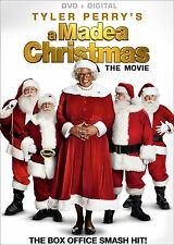 Tyler Perry's A Madea Christmas [DVD + Digital], New, Free Shipping