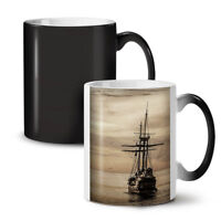 Ship Old Ocean Vintage NEW Colour Changing Tea Coffee Mug 11 oz | Wellcoda