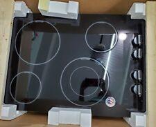 Maytag Mec7430Bb03 Electric Cooktop Range - New