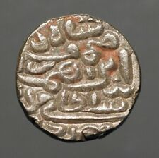 I17-87    Juanpur Sultans Billon (Silver) Tanka, AH 853 = 1449-1450 AD