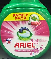 Lot revendeur destockage De 48 Pastilles Ariel Familly