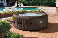"""INTEX Whirlpool Pure SPA 77"""" Jet Massage + integriertem Kalkschutzsystem"""