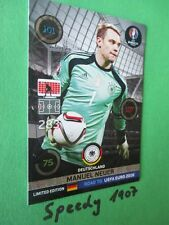 Road to UEFA Euro 2016 Limited Edition nuevos Adrenalyn Panini france 16