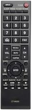 New CT-90325 Remote for Toshiba CT-RC1US-16 28L110U 32L110U 32L220U 40L310U TV