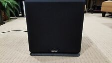"Energy AS-90 12"" 360 Watt Powered Subwoofer - Made in Canada"