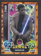 Topps Star Wars - Force Attax Extra The Force Awakens # 97 -  SW Holographic