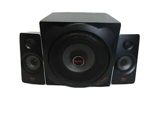 Trust Gaming Tytan 2.1 Gxt 638, Set Of Speakers Of Computer (2.1, Subwoofer