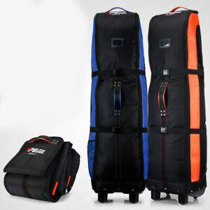 Golf Bag Wheelie  Golf Travel Cover Storage Bag Golf Aviation Foldable Golf Bag