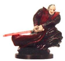 Star Wars Champion of the Force mini 41 Darth Sidious Dark Lord of the Sith Rare