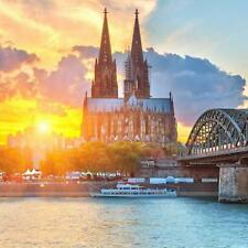 Köln Deutz Wochenende für 2 Personen Hotel Ilbertz Hotelgutschein 1 Nacht Reise