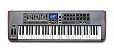 Novation Impulse 61 Grey Tastiera Controller Midi/usb con 61 Tasti (o4z)