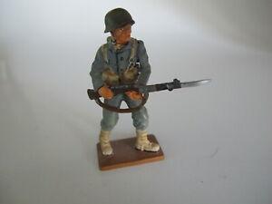 1/32  Del Prado   Cpl Marines GUADALCANAL US 1942  metal figure