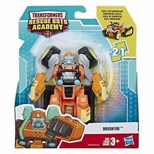 Transformers Rescue Bots Academy Playskool Heroes ~~ BRUSHFIRE ~~~ FAST POST
