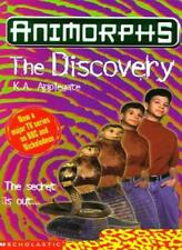 The Discovery (Animorphs),Katherine Applegate