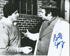 "BURT YOUNG HAND SIGNED AUTHENTIC ""ROCKY"" PAULIE 8X10 PHOTO w/COA ACTOR CHINATOWN"