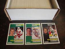 1991-92 Pinnacle Hockey---Complete Set---American---1-420---NrMt