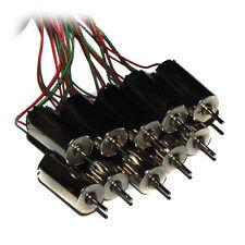 Pager motor, micro motor, BEAM bot motor 10 pieces