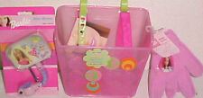 new Barbie Easter Toy lot Outdoor Toys Bike Playset Gloves gift set gift