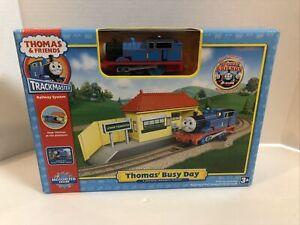 **RARE**  2008 THOMAS & FRIENDS  TrackMaster Thomas' Busy Day