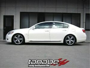 Tanabe DF210 Lowering Springs For 2006-2011 Lexus GS300 GS350 GS430 TDF112