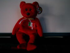 Ty Beanie Babies OSITO: 1999, MWT, No star,no # on tush PE. Collector Adult
