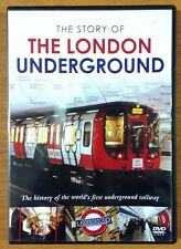 The Story Of The London Underground DVD NEW SEALED FREE POSTAGE