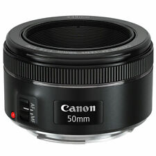 Canon Canon EF 50mm f/1.8 STM Camera Lens