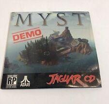 Myst Demo Atari Jaguar CD RARE*