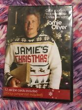Jamie's Christmas (DVD, 2006)- NEW AND SEALED -REGION 2