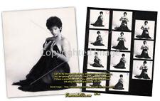 Vanessa del Rio Photo & Contact VERY RARE! 1990's Signed AFT BUY w/COA