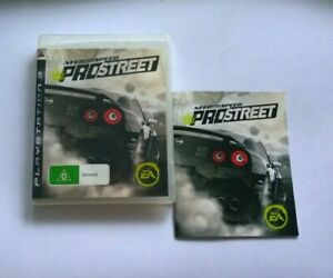 SONY PLAYSTATION 3 PS3  NEED FOR SPEED PRO STREET   VIDEO GAME FREE POSTAGE