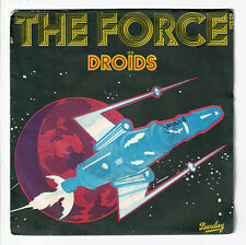 """The DROÏDS Vinyle 45T SP 7"""" (Do you have) THE FORCE - BARCLAY 62336 RARE punki64"""