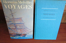 Herman Melville: Voyages. Stanley Hendricks  1970   Selected writings Melville
